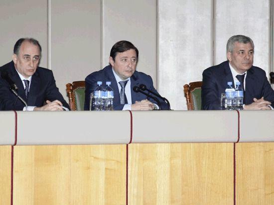 В Кабардино-Балкарии – смена руководства